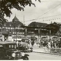 Zoo Station, 1930s