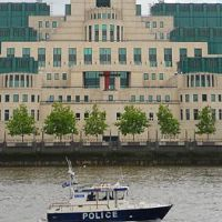 MI-6 Headquarters, London, England